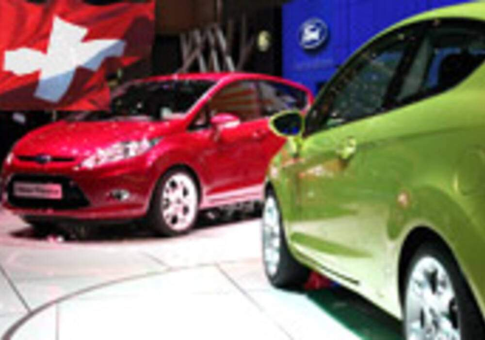 Genève Direct : Ford Fiesta