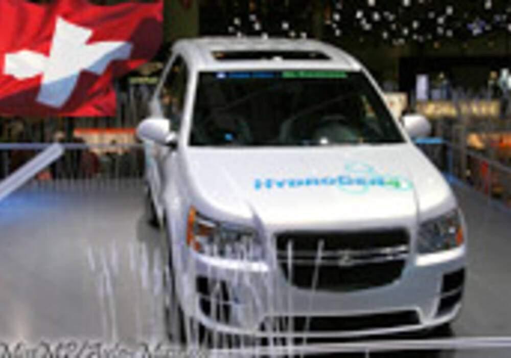 Genève Direct : GM HydroGen4