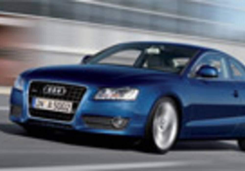 Nouvelle boîte pour l'Audi A5