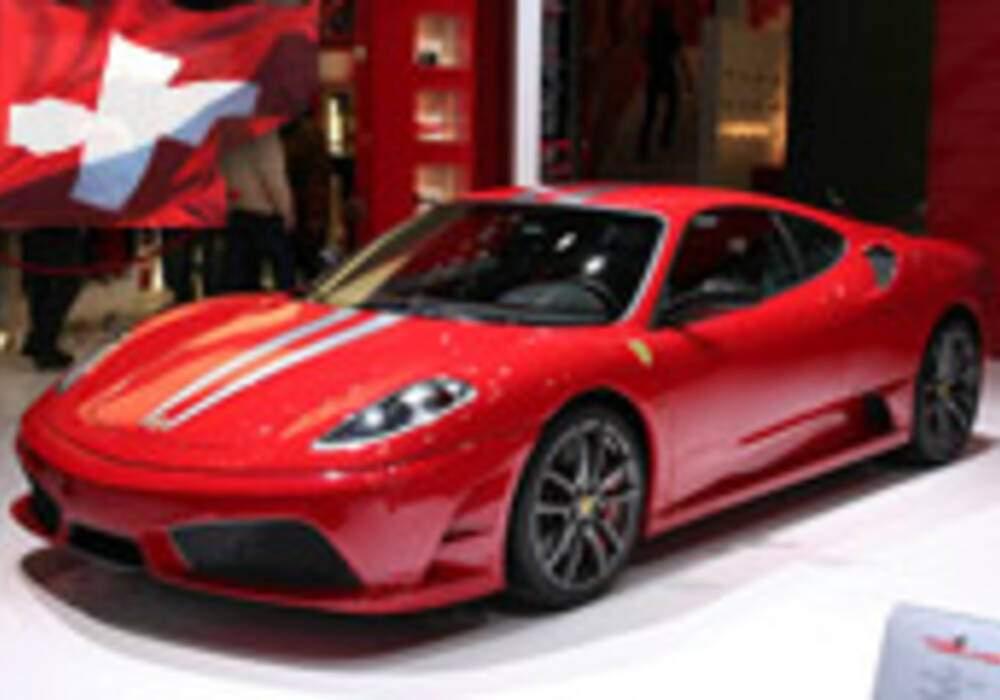 Genève Direct : Ferrari 430 Scuderia