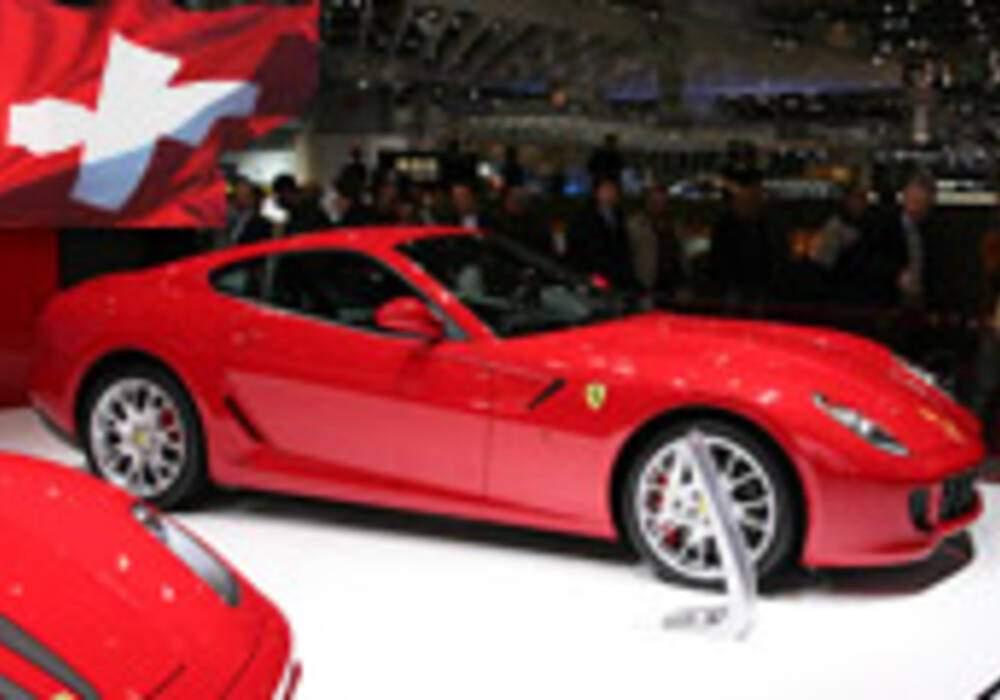 Genève Direct : Ferrari 599 GTB Fiorano