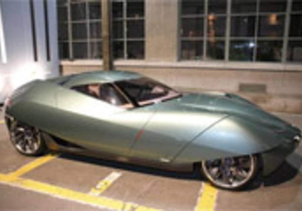Le concept Bat 11 de Bertone, clandestin de Genève ?