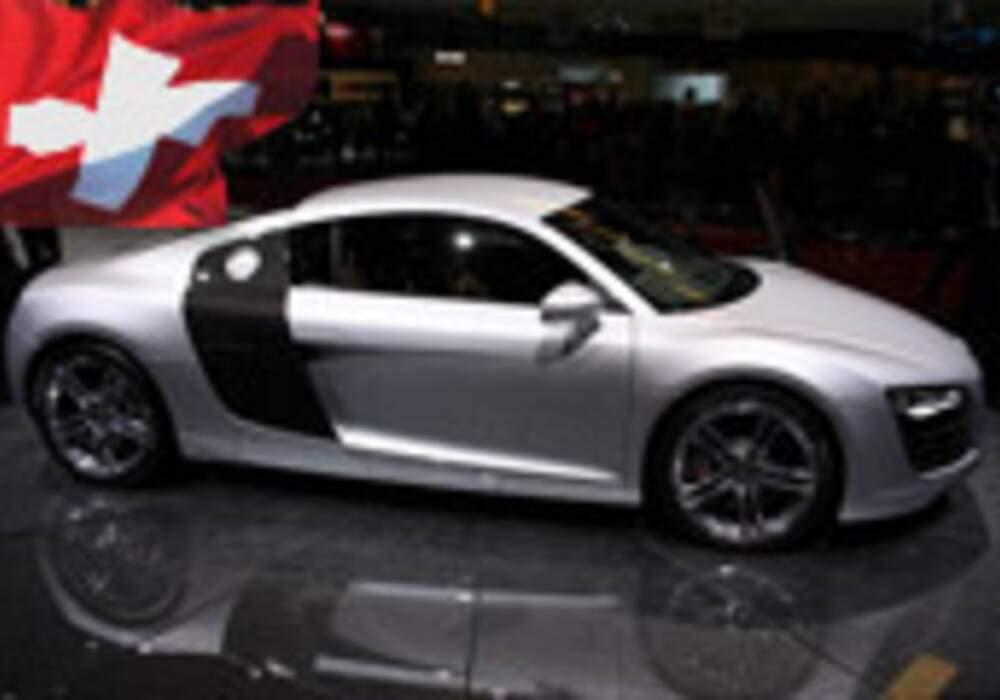 Genève Direct : Audi R8