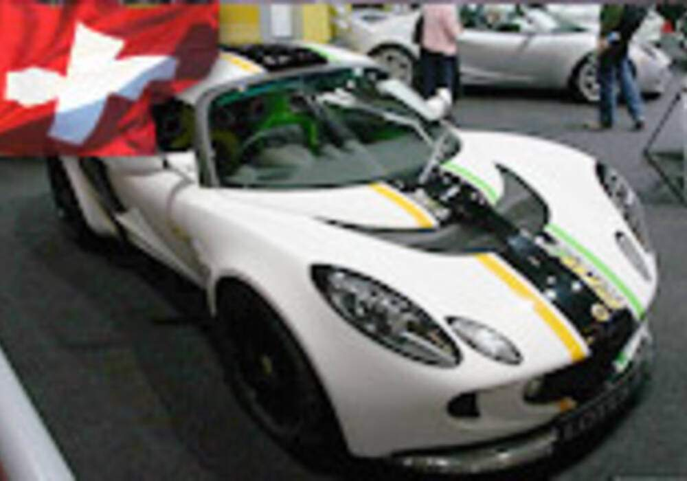 Genève Direct : Lotus Exige 270E Trifuel