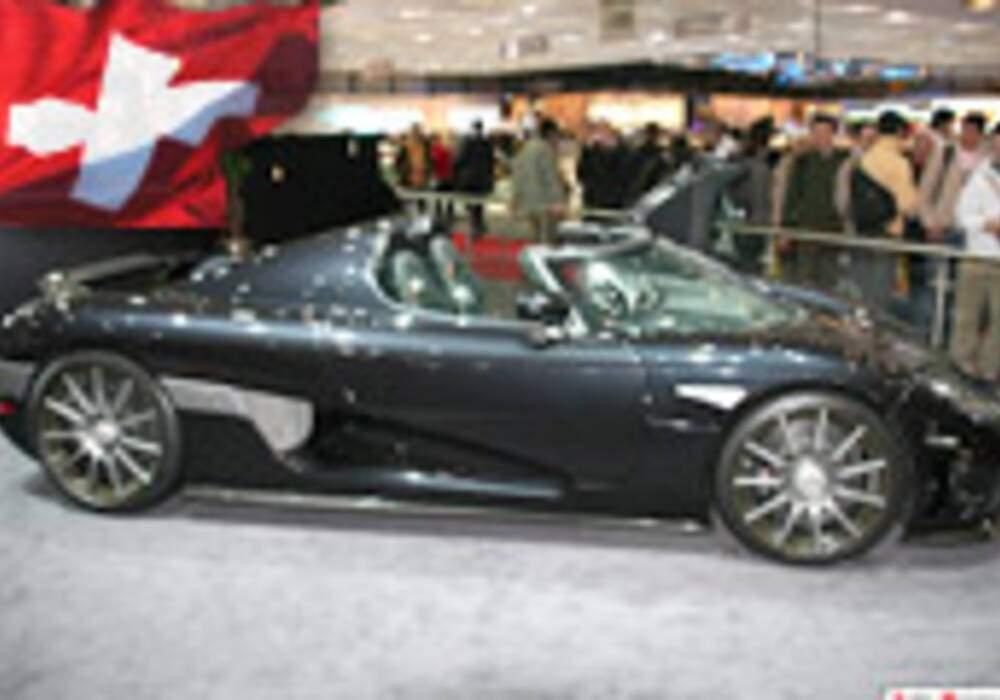 Genève Direct : Koenigsegg CCX Edition