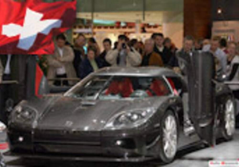 Genève Direct : Koenigsegg CCXR Edition