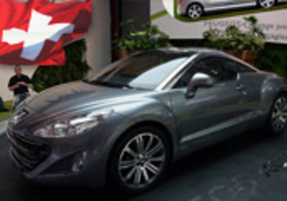 Genève Direct : Peugeot 308 RC-Z