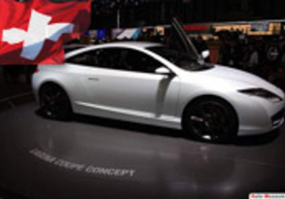 Genève Direct : Renault Laguna Coupé Concept