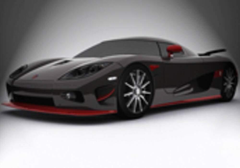 Koenigsegg CCX et CCXR 'Edition'