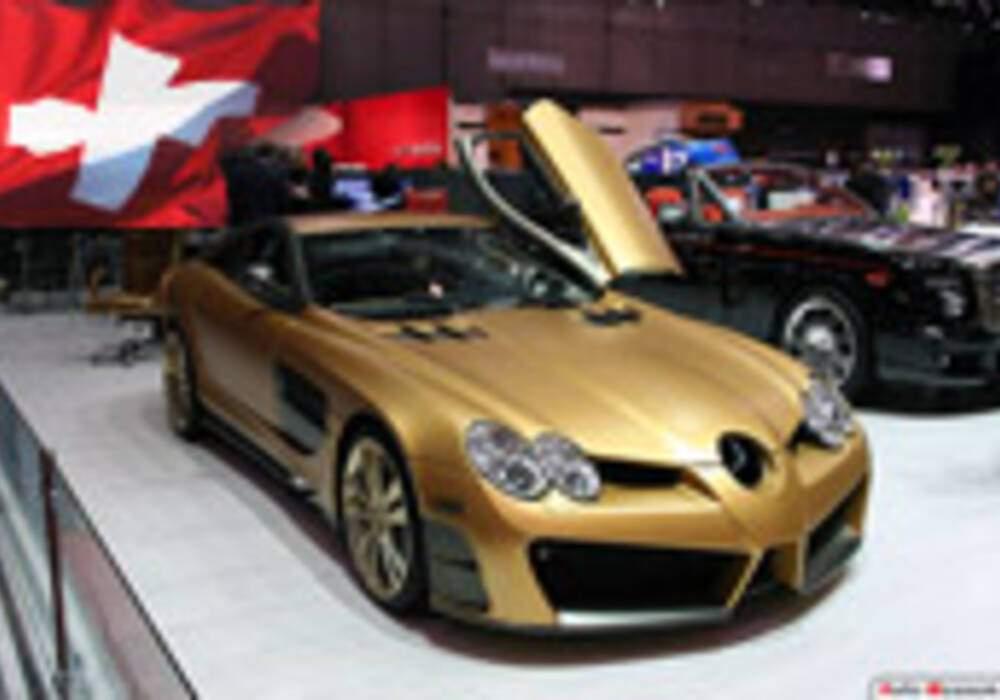 Genève Direct : Mansory SLR Renovatio