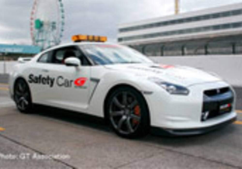 Nissan GT-R : Safety car des Super GT Series 2008