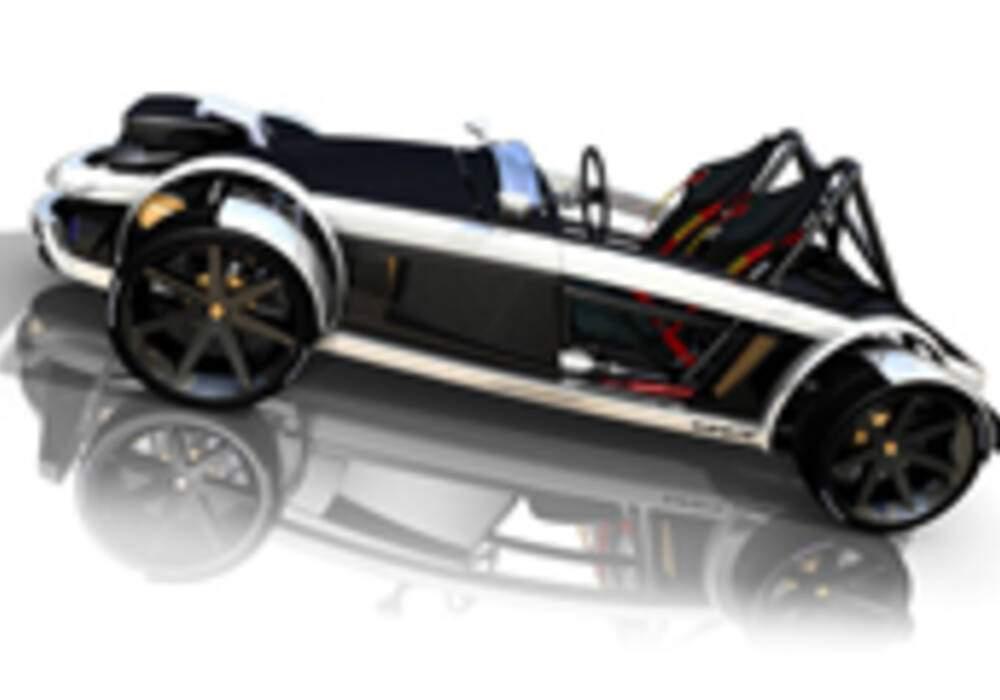Elementz Kit Car, un concept sur base de 2CV