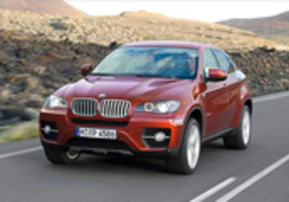 BMW X6, enfin un X sportif