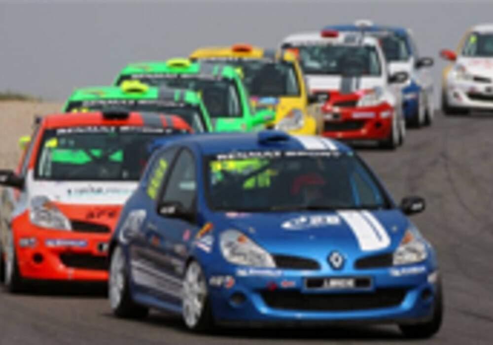 L'agenda 2008 du CLIO Cup, Belgique