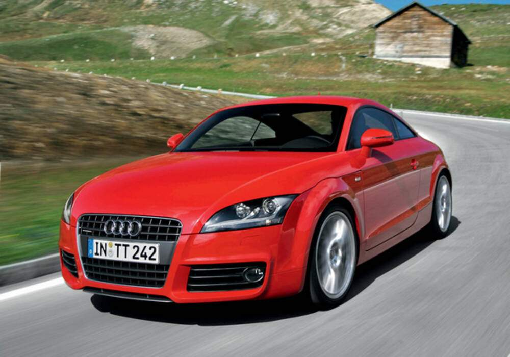 L'Audi TT 2.0 TDI Quattro annoncée