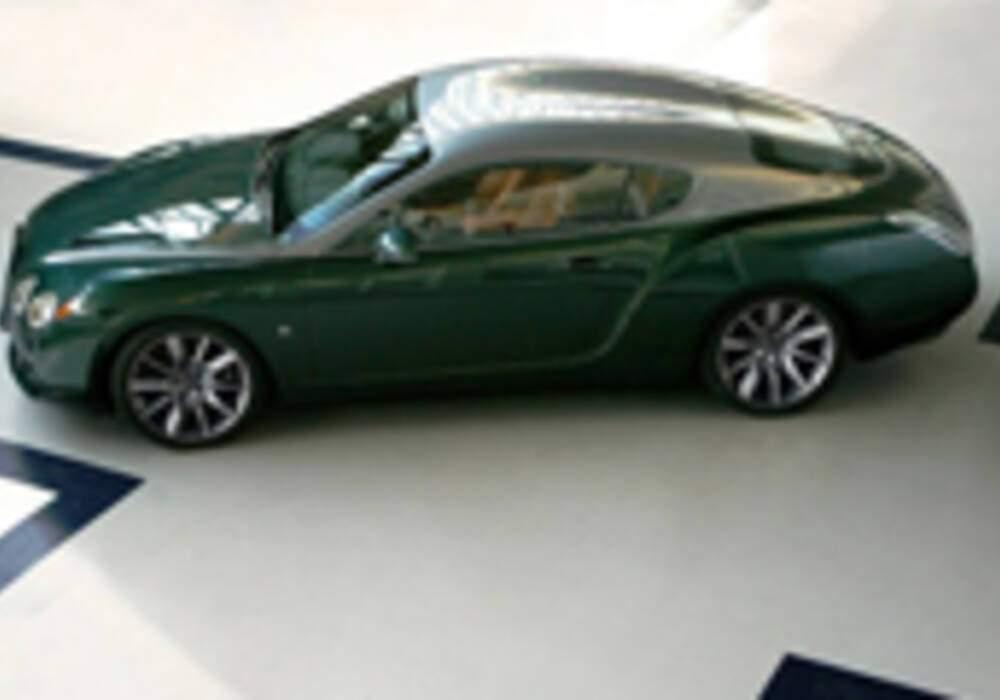 Zagato Bentley GTZ, un Z qui veut dire Zagato