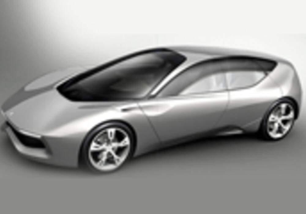 Une Pininfarina à hydrogène ?