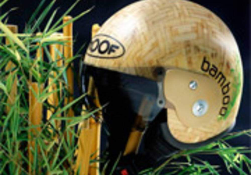 Roof innove avec son casque Bamboo