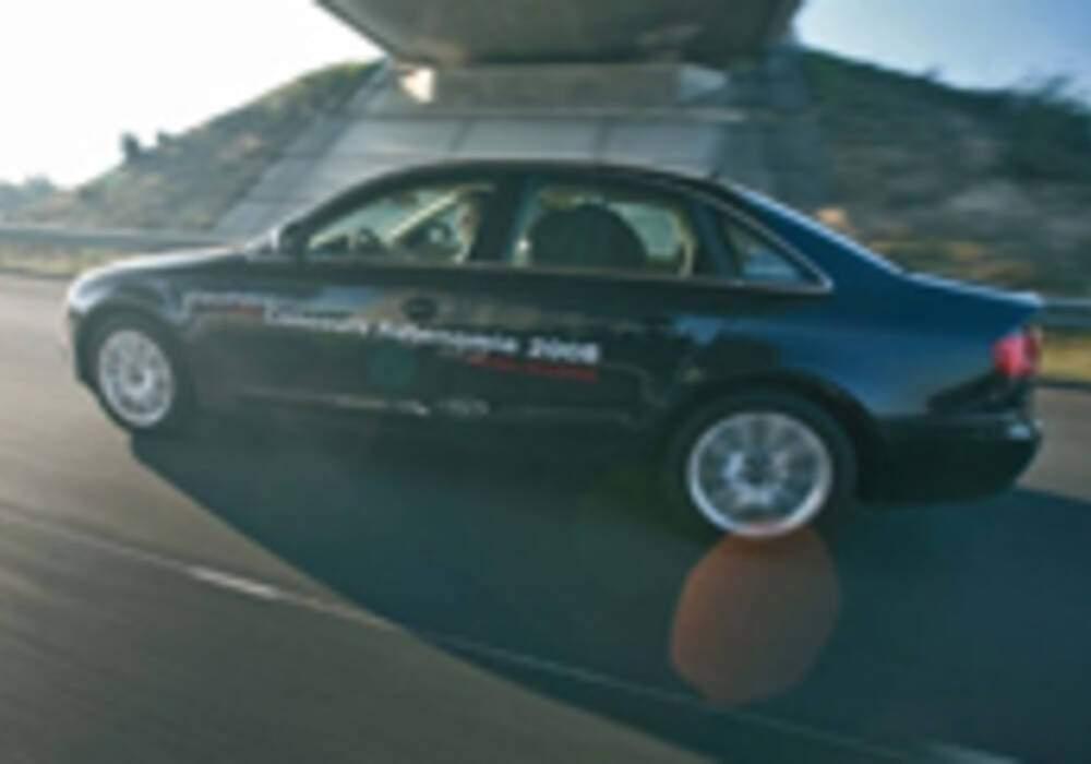 Record d'autonomie décroché par l'Audi A4 2.0 TDI