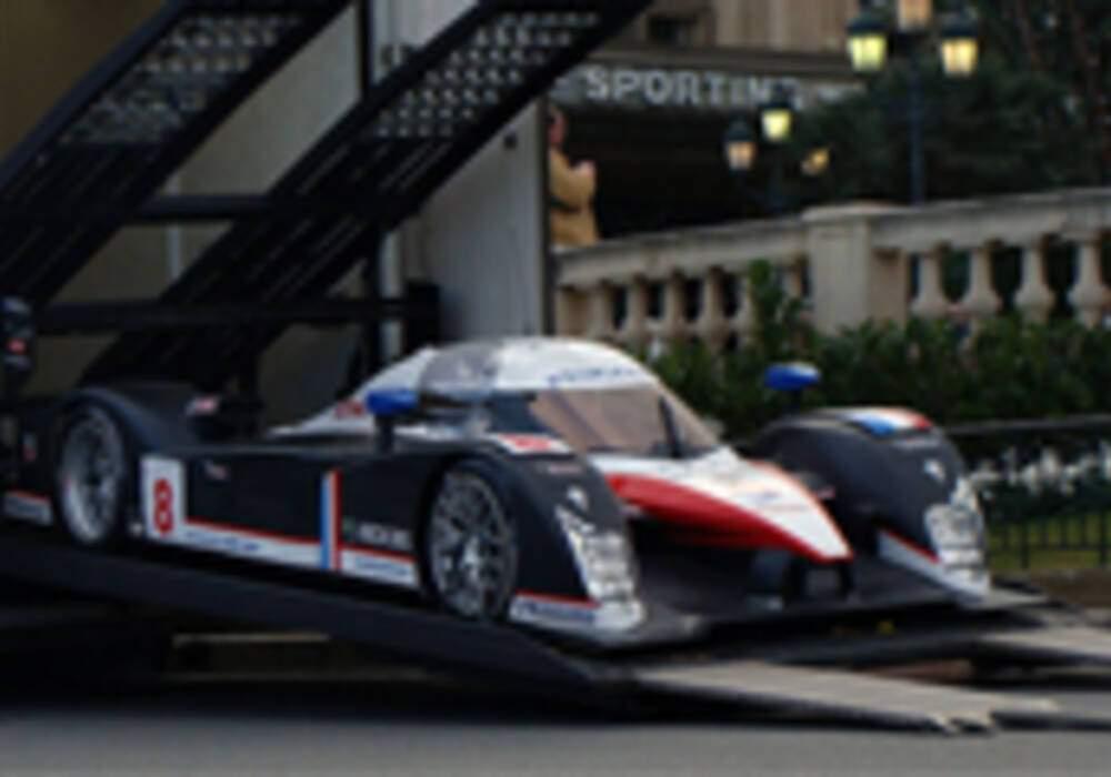 Le Mans s'installe en Principauté