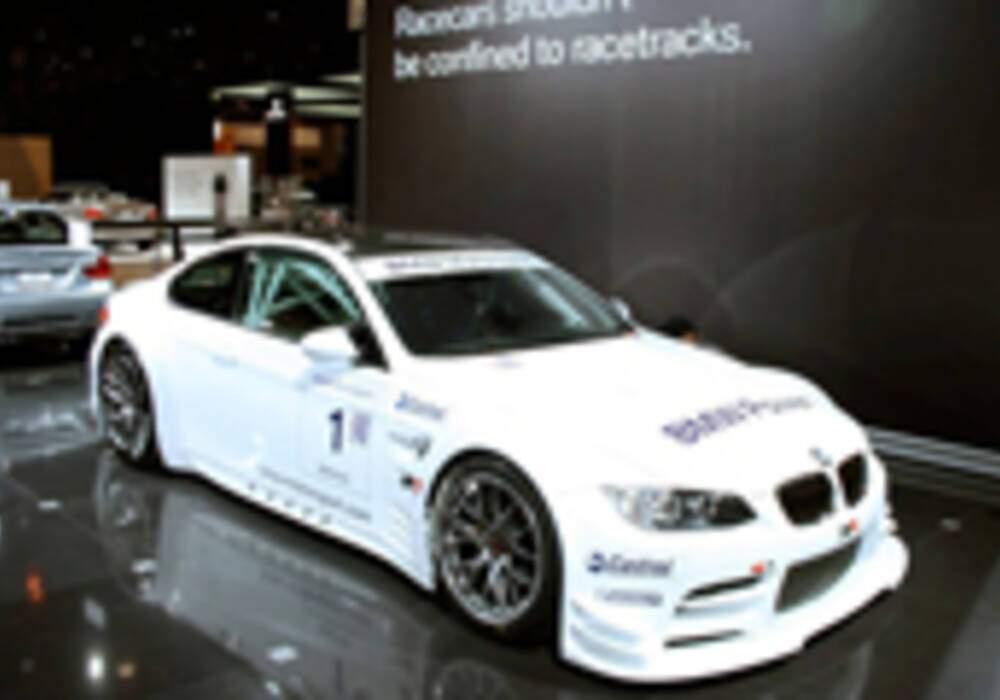 BMW revient en endurance