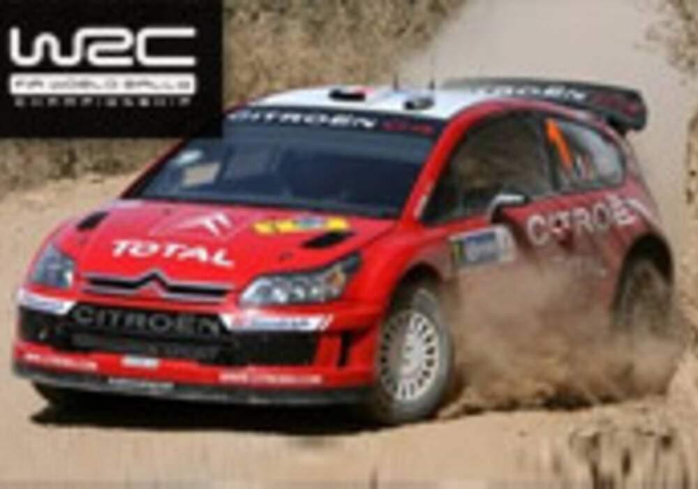 WRC Mexique : 38ème victoire de Loeb
