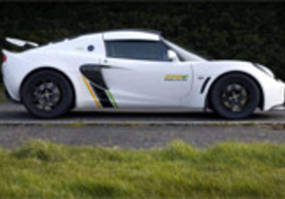 Genève 2008 : Lotus Exige 270E Trifuel