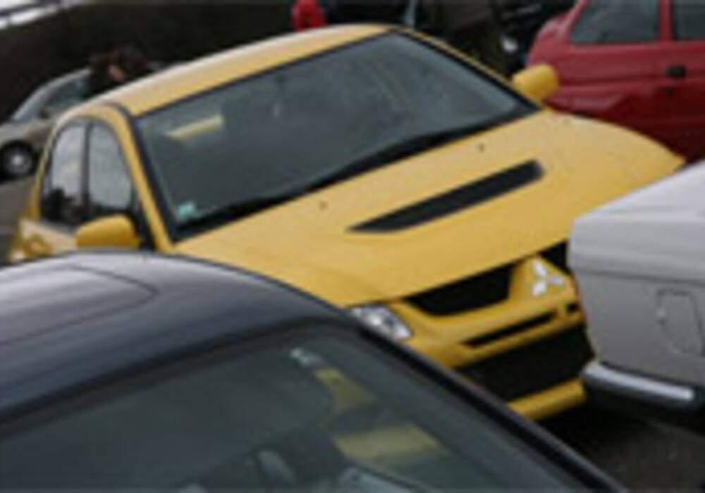Meeting des voitures de sport et de prestige à Strasbourg / La Vigie - Mars 2008