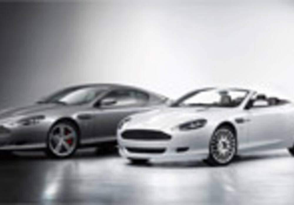 L'Aston Martin DB9 se refait une beauté
