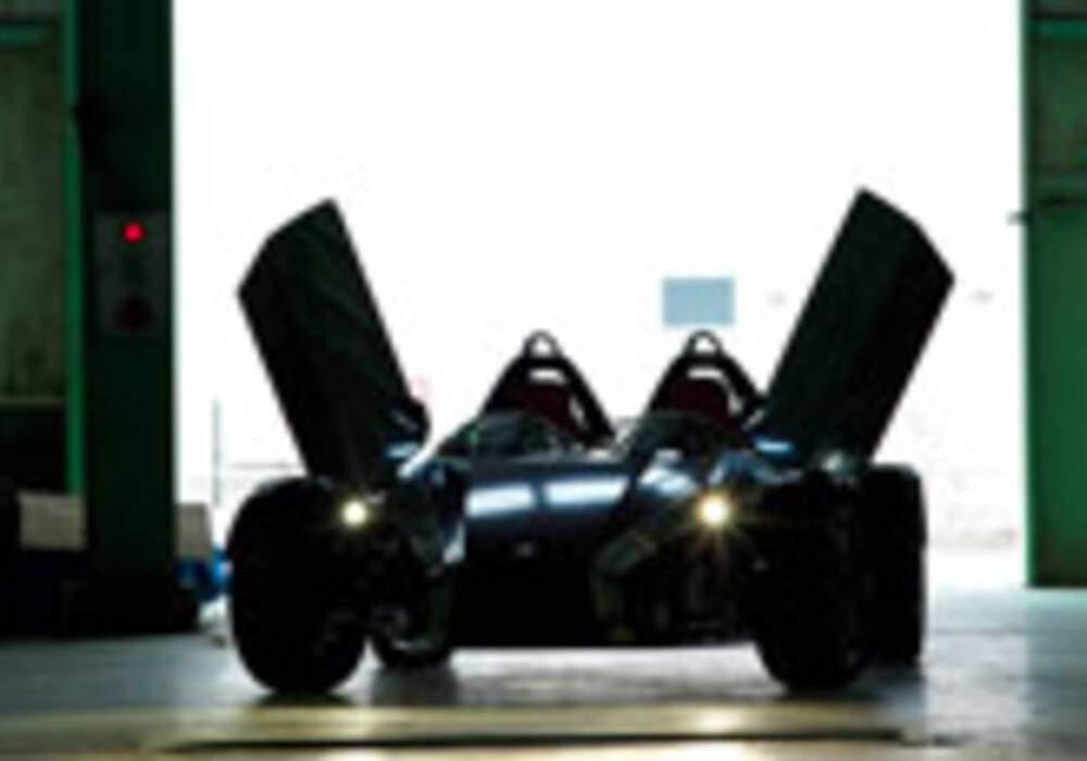 K.O 7 Spider dévoilé à Genève