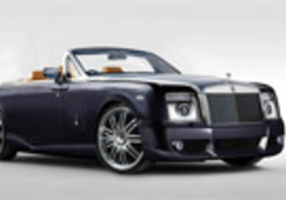 Rolls-Royce 'Bel Air' Drophead Coupé