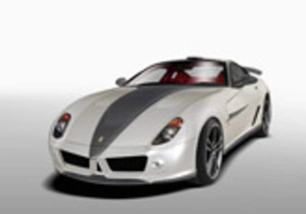 Mansory 'Stallone' Ferrari 599 GTB Fiorano