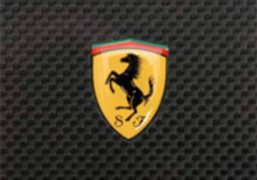 Nouvelle monture Ferrari
