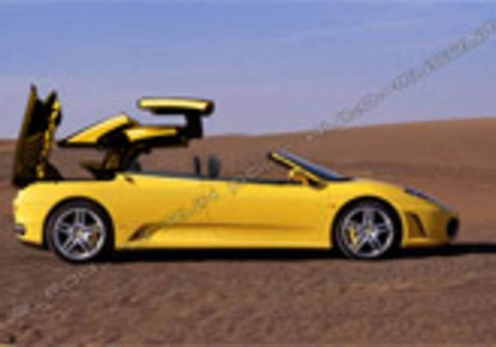 Nouvelle Ferrari - Nom de code : M139