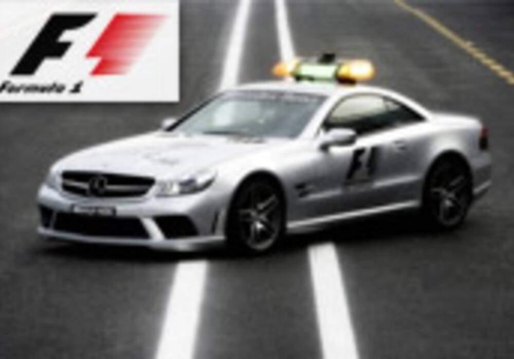 Safety-car et véhicule d'assistance médicale 2008