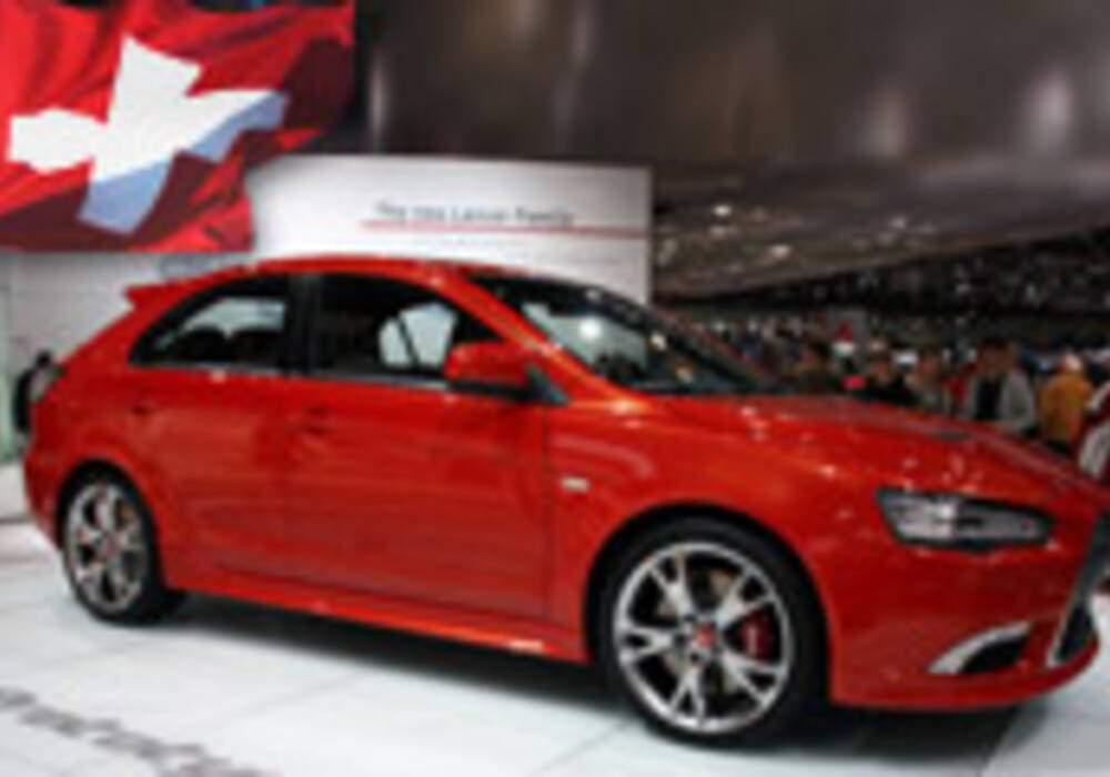 Genève Direct : Mitsubishi Prototype S