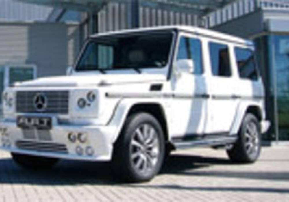 ART Mercedes G55