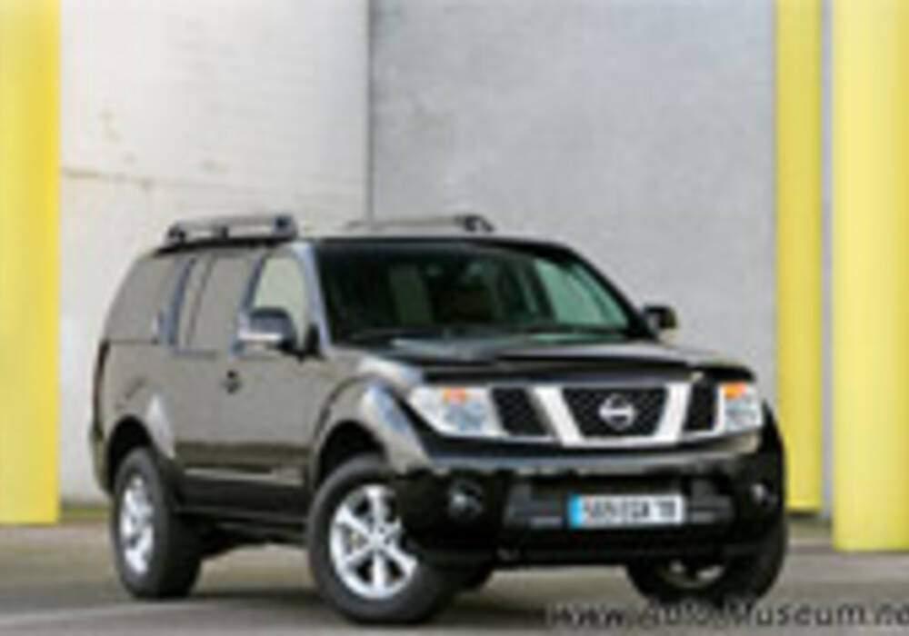 Ultimate, le nouveau Nissan Pathfinder
