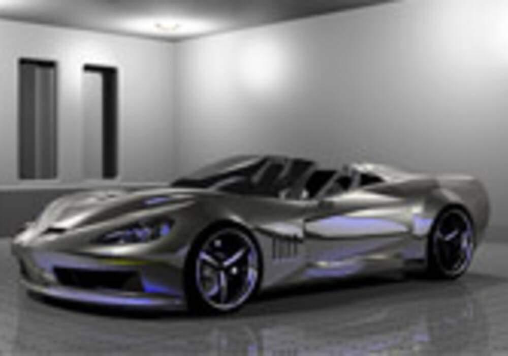 Karvajal Designs Corvette C6