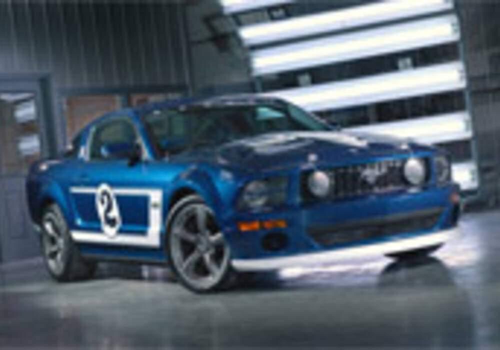 Gurney Signature Edition Mustang