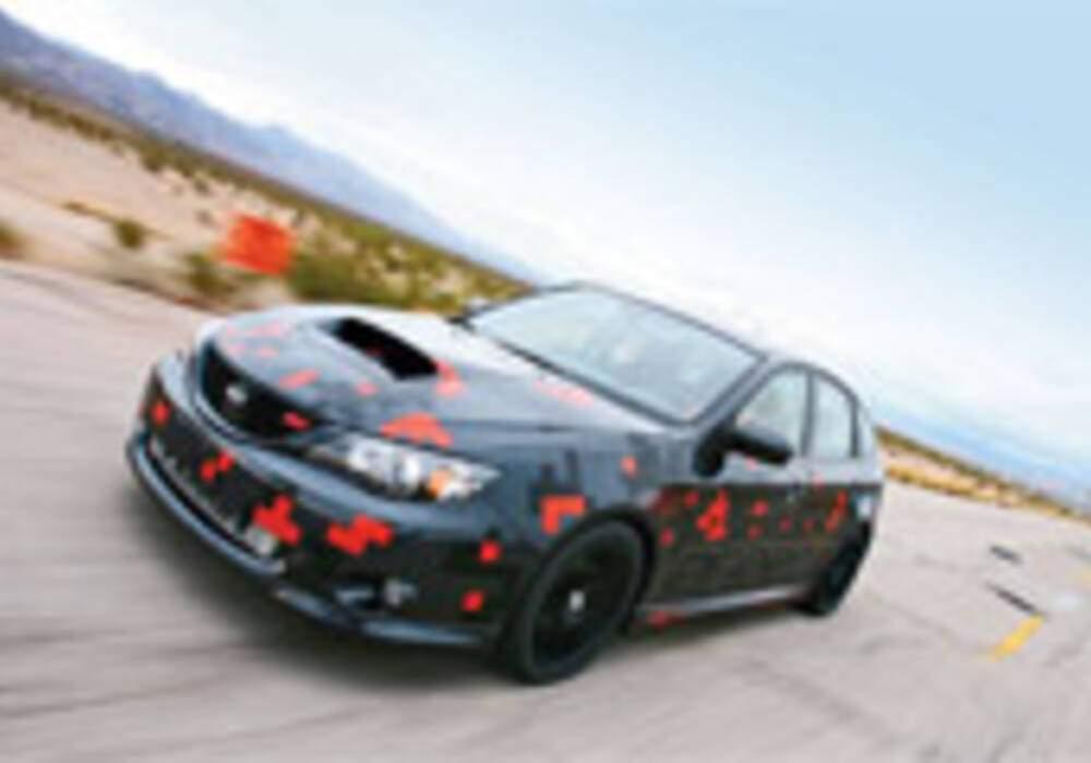 Perrin Performance Subaru Impreza STI