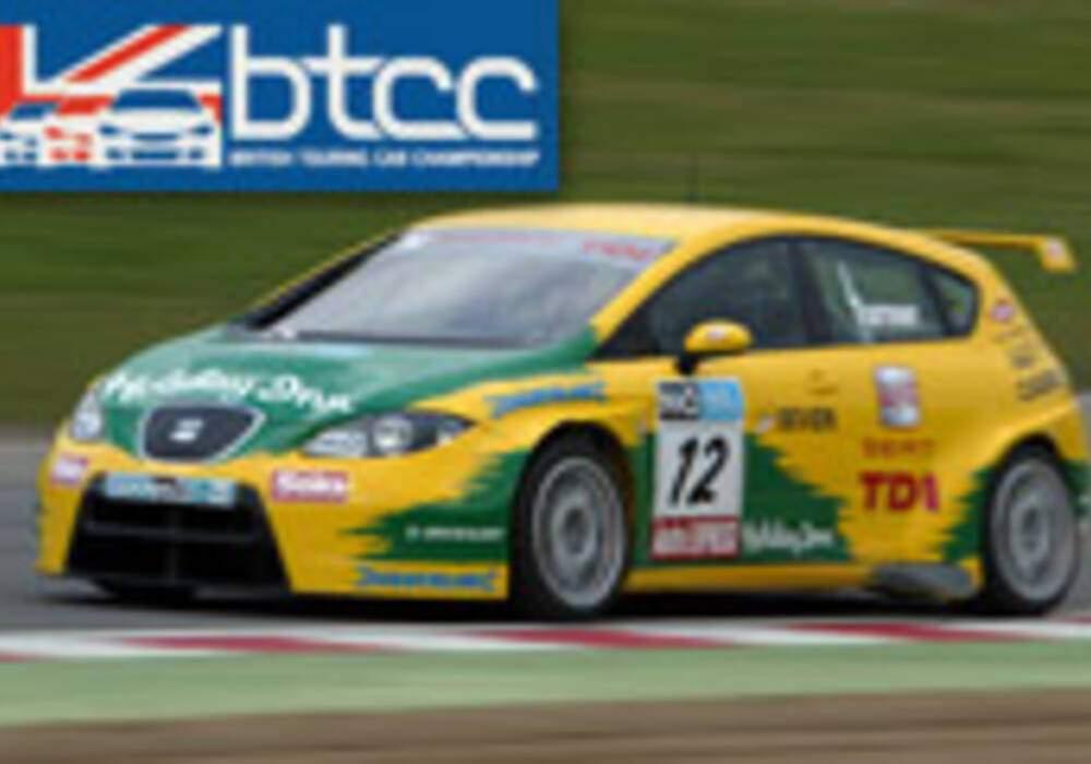 BTCC: Les pilotes diesels visent la victoire