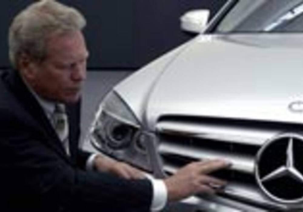 Le chef designer de Mercedes prend sa retraite