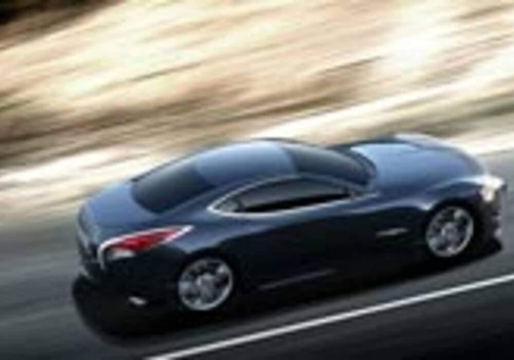 Geely GT Concept, un design 100 % chinois !