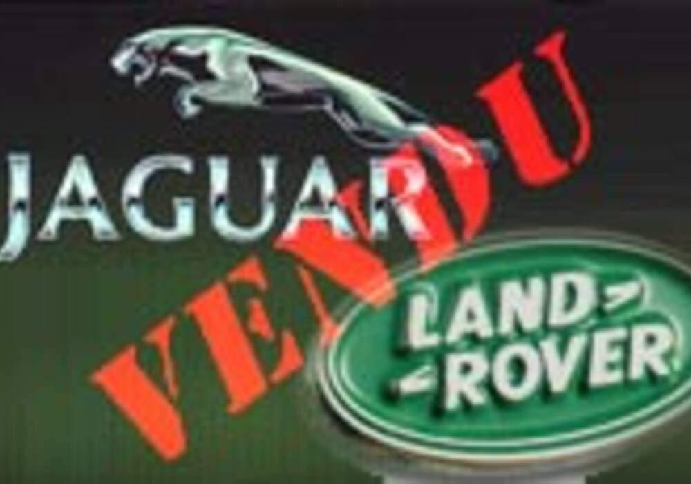 C'est officiel, l'indien Tata à racheté Jaguar et Land Rover