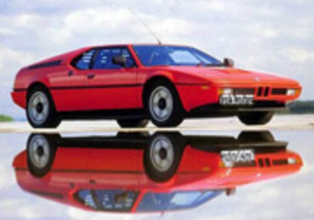 30 ans de BMW M1