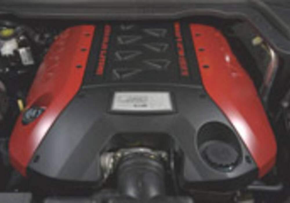 HSV dispose enfin d'un moteur LS3