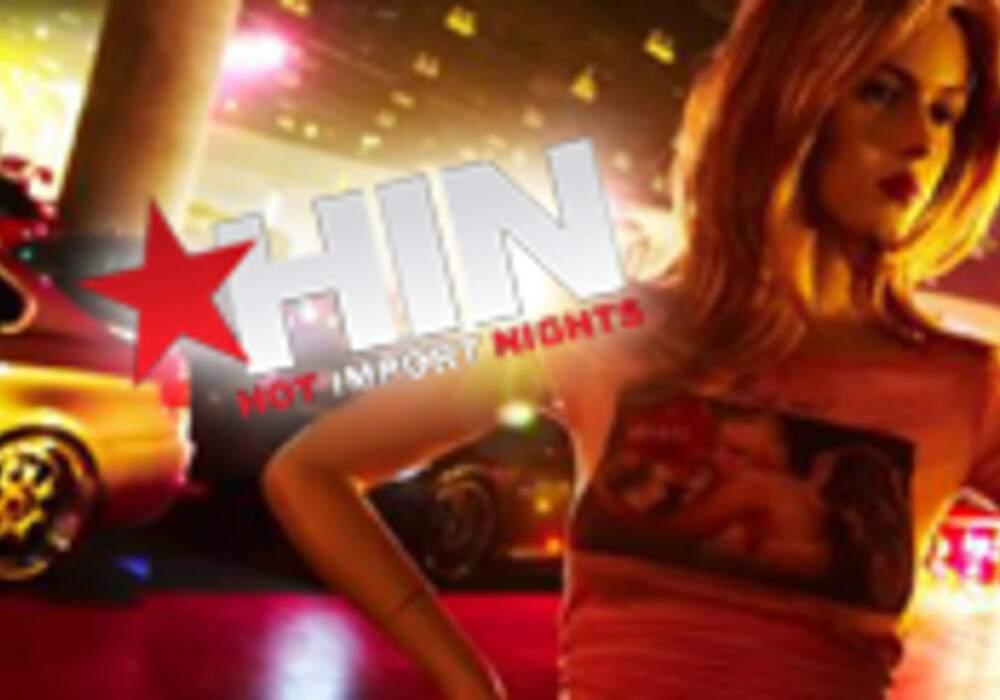 Hot Import Nights 2008 - Les girls