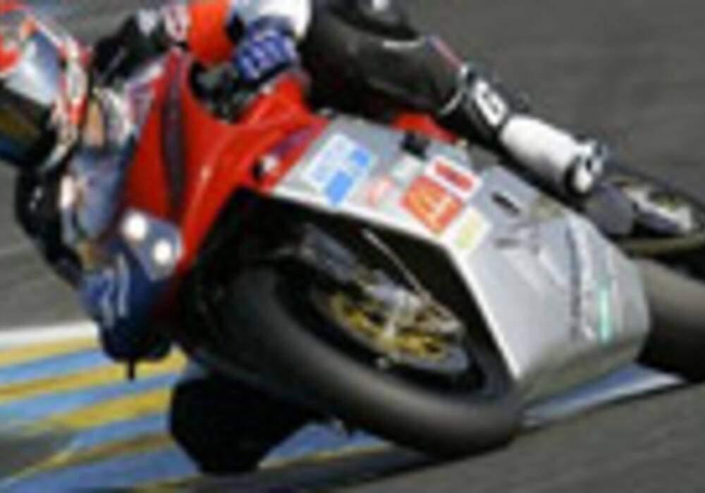 MV-Agusta aux 24 heures du Mans