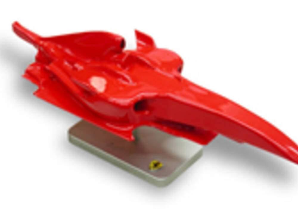 Silhouette Ferrari 248 F1 en série limitée